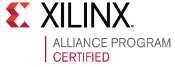 Xilinx Alliance Program - certified member - base