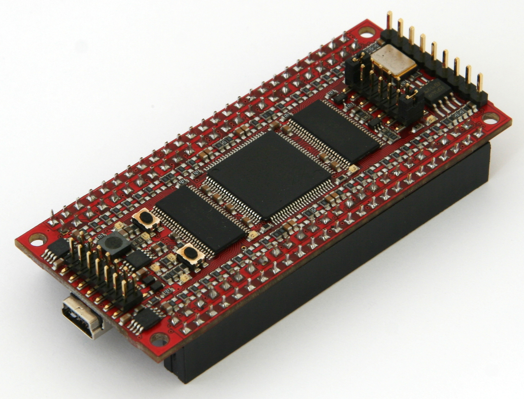 Spartan 6 Fpga Sp605 Evaluation Kit Trenz Electronic Gmbh Online Usb To Serial Port Controller Tusb3410 Integrated Circuit Components Godil50 Xc3s250etopold1