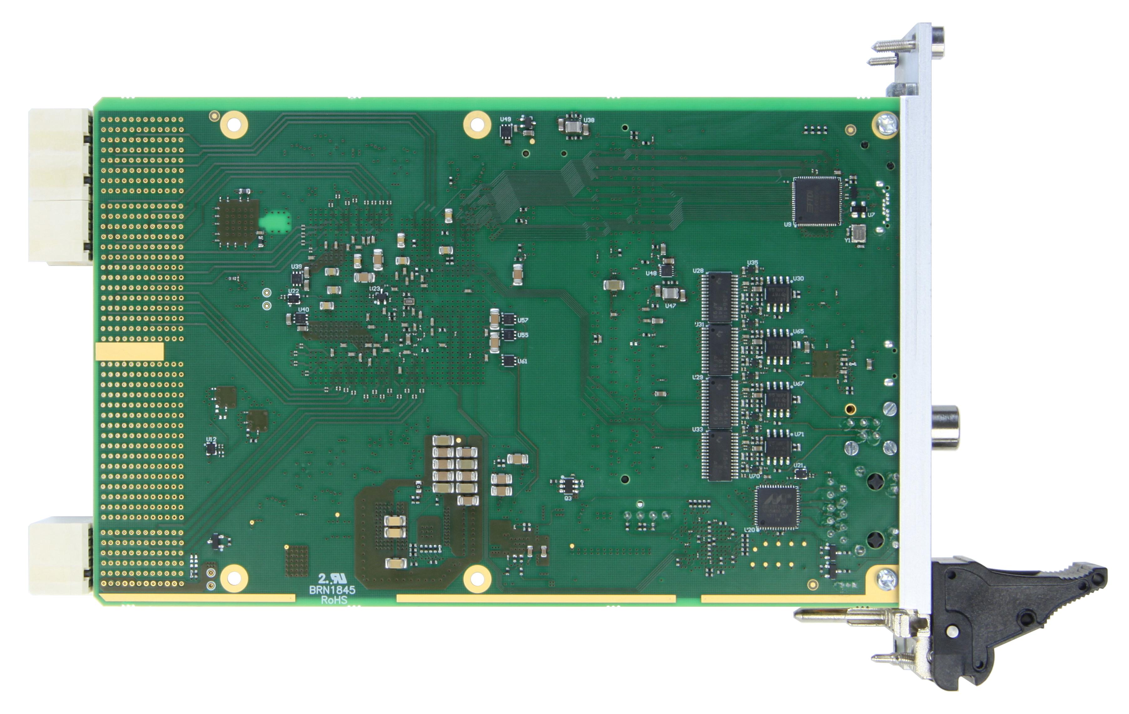 FPGA Module with Xilinx Artix-7 XC7A35T-2CSG324C, 2x50-pin header, 3 5 x  7 3 cm